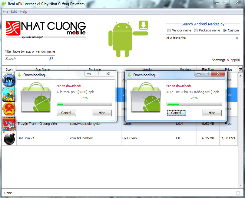 how to transfer google play download to sd card