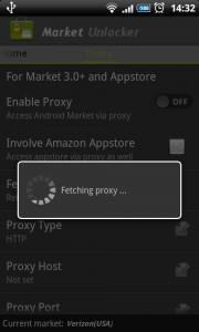 Fetch Proxy
